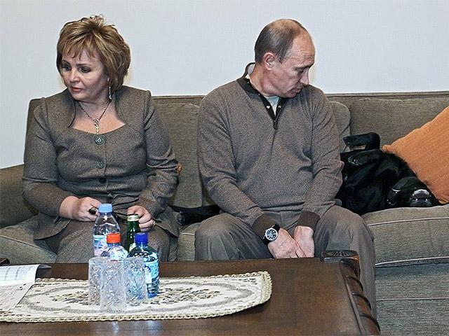 С кем живет Путин? С кем сейчас его бывшая жена Людмила?
